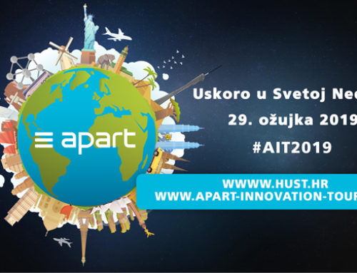 APART Innovation Tour 2019