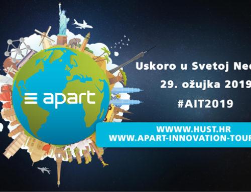 APART Innovation Tour 2019