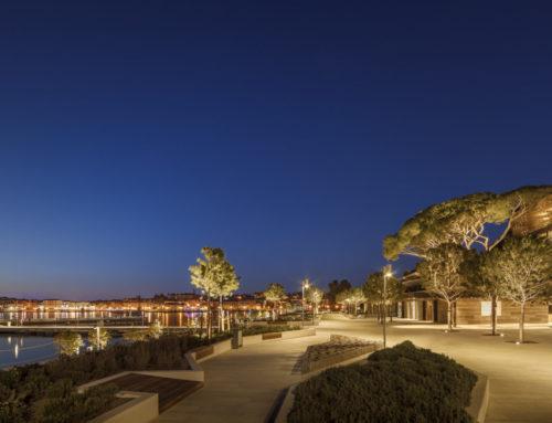 Linea Research sustav pojačala u Grand Park hotelu Rovinj