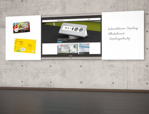DISPLAYBOARD – PAMETNA INTERAKTIVNA PLOČA