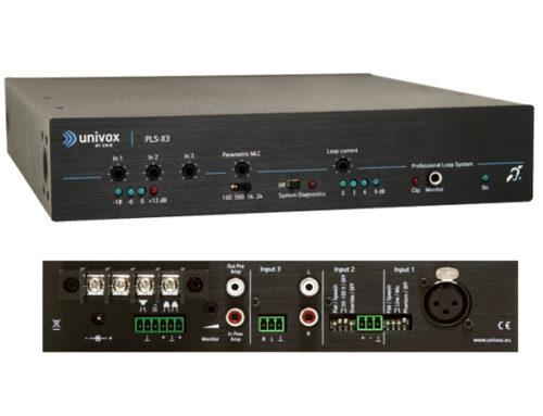 UNIVOX PLS-X3