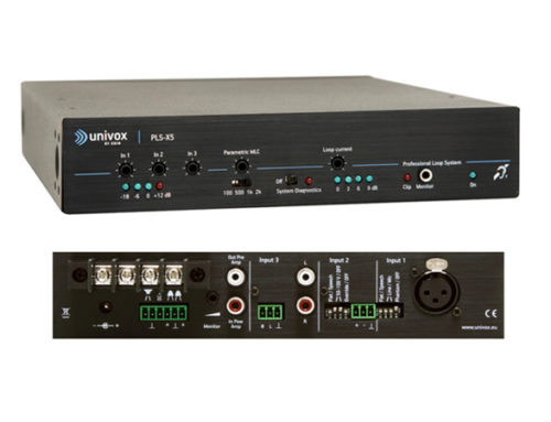 UNIVOX PLS-X5